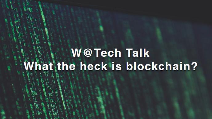 W@ Goes Tech!
