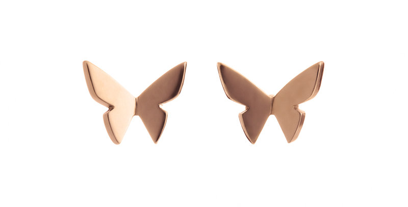 Les Papillon – Mini Earrings