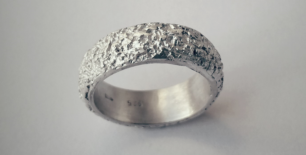Silver Hoarfrost band