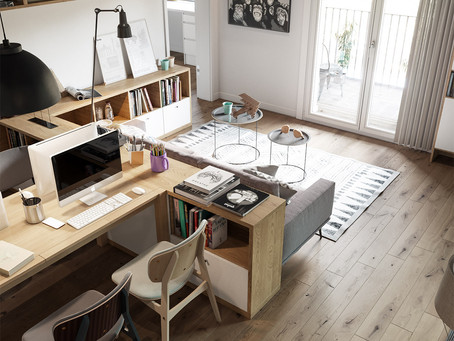 Home Workspace Designs With Ideas, Tips And Accessories To Help You Design Yours