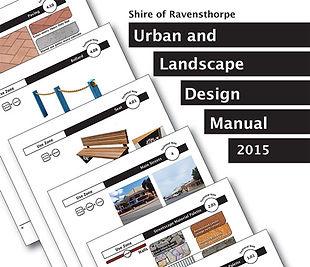 Streetscape manual