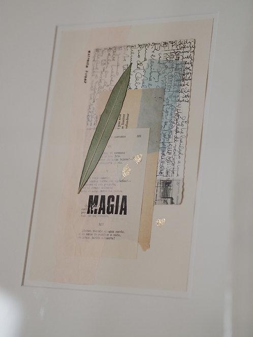 """OBRA ORIGINAL """"Magia"""""""