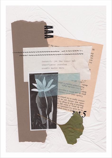 """Collage """"Recuerda"""" / GRANDE"""