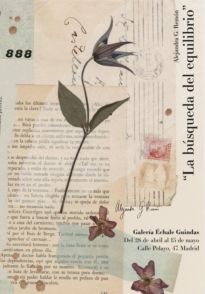 """Cartel Expo """"La busqueda del equilibrio"""" Alejandra G. remón.PNG"""