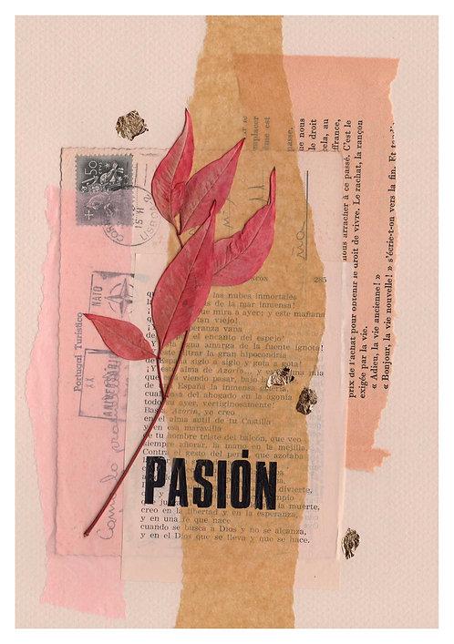 PACK de 3 Print Collage PALABRAS 2