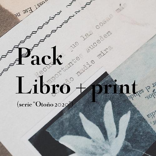 LIBRO + PRINT COLLAGE GRANDE