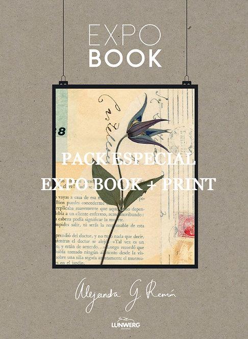 EXPOBOOK / Pack especial libro+print