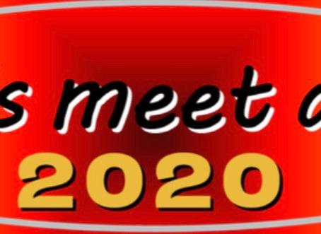 Lets' meet again 2020