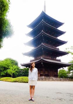 東寺の五重塔