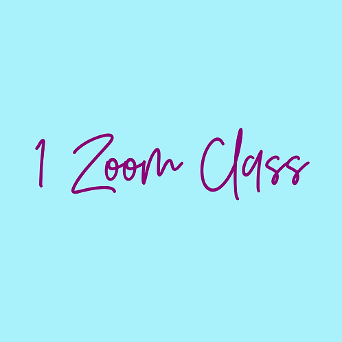 1 Zoom Class-APRIL