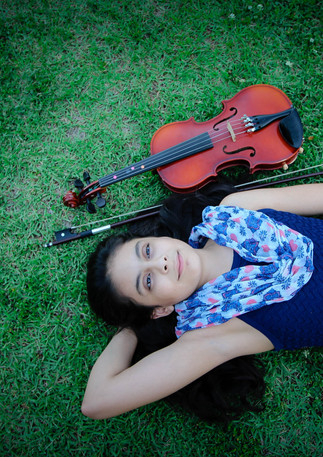 Bri's Violin