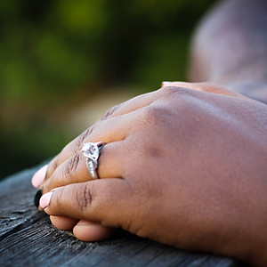Raymond and Camille Engagement
