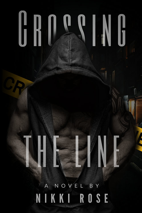 Crossing the Line (The Line Series Book 1)