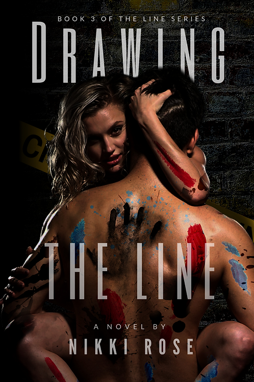 Drawing the Line (The Line Series Book 3)