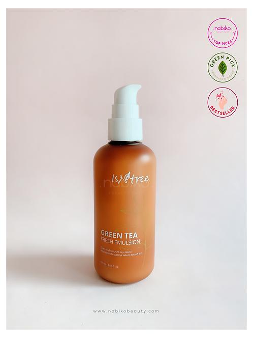 Isntree: Green Tea Fresh Emulsion