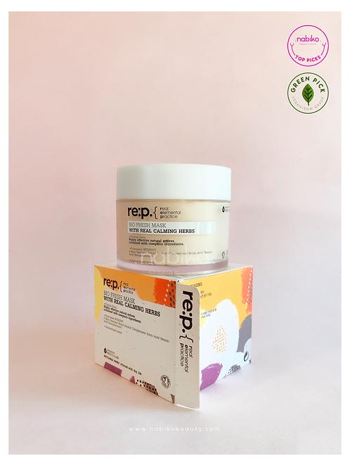 Re:p: Bio Fresh Mask Real Calming Herb