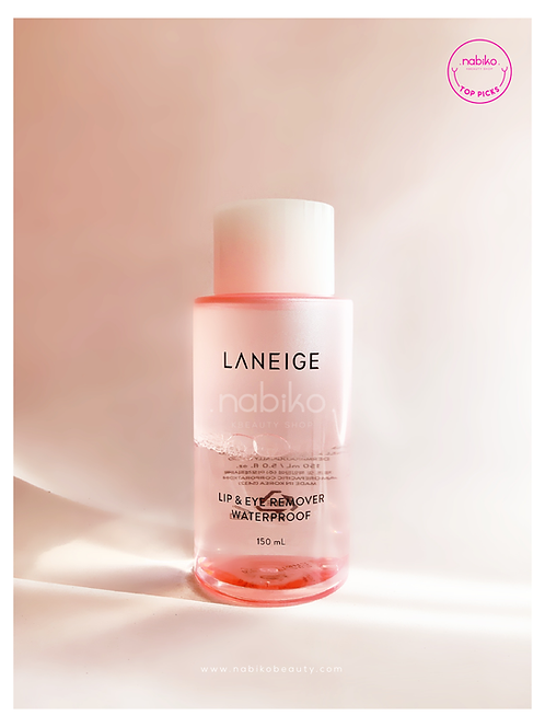 Laneige: Lip & Eye Remover Waterproof