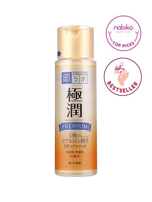 HADA Labo: Gokujyun Premium Hydrating Lotion