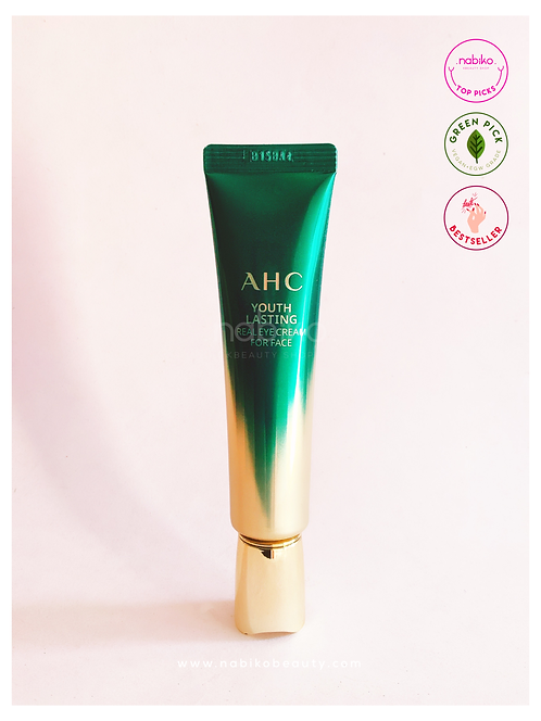 AHC: Youth Lasting Real Eye Cream For Face