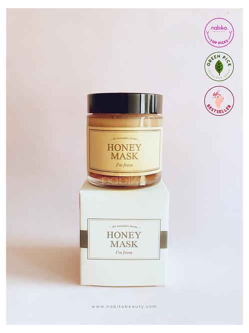 Im From: Honey Mask