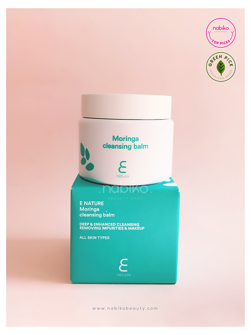 E Nature: Moringa Cleansing Balm