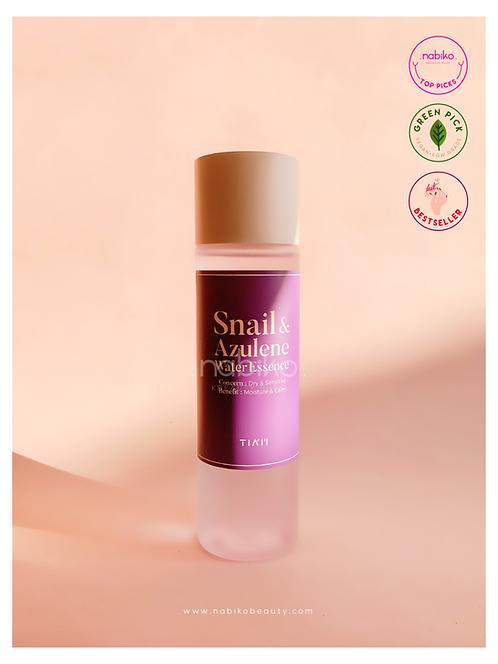 Tiam: Snail & Azulene Water Essence
