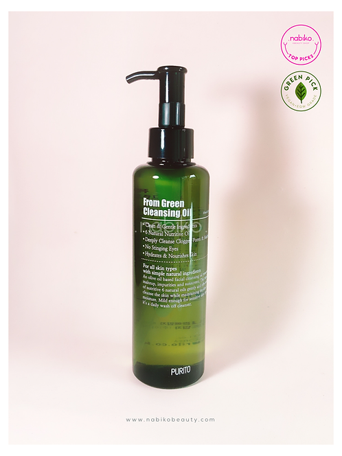 Purito: From Green Cleansing Oil