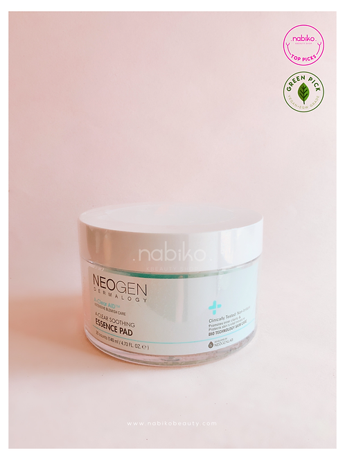 Neogen: A-Clear Soothing Essence Pads