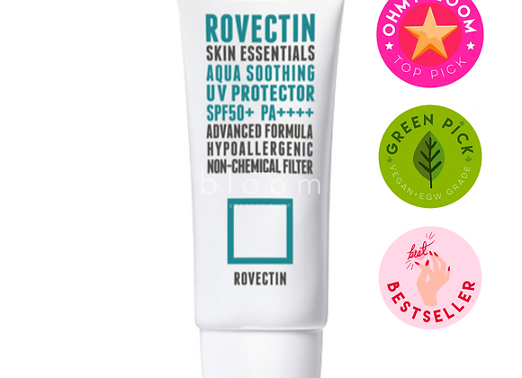 Rovectin: Skin Essentials Aqua Soothing UV Protector