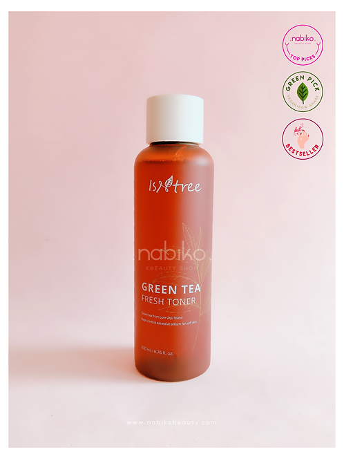 Isntree: Green Tea Fresh Toner