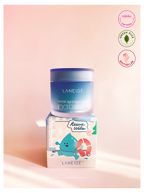 Laneige: Water Sleeping Mask Rescue Water Edition