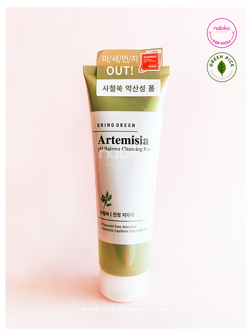 Bring Green: Artemisa pH Balance Cleansing Foam