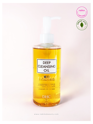 DHC: Deep Cleansing Oil