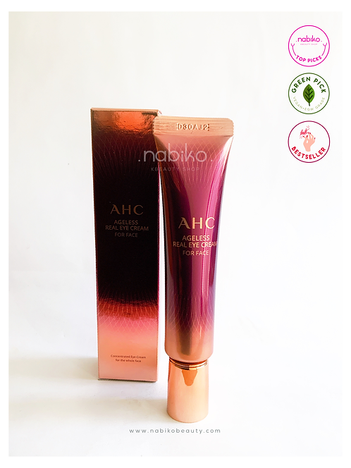 AHC: Ageless Real Eye Cream for Face
