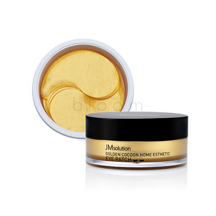JM Solution: Golden Cocoon Home Esthetic Eye Patch