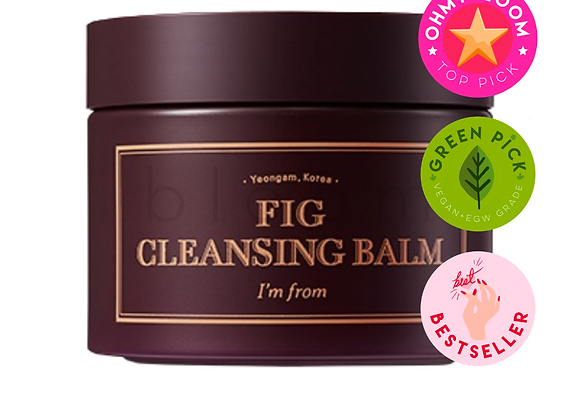 Im From: Fig Cleansing Balm