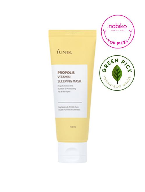 Íunik: Propolis Vitamin Sleeping Mask