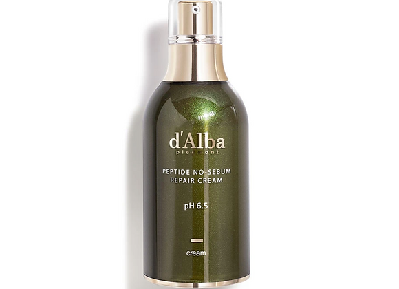dAlba Piedmont: Peptide No-Sebum Repair Cream