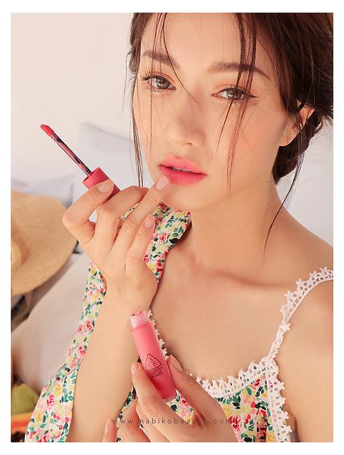 3CE Stylenanda: Soft Lip Lacquer