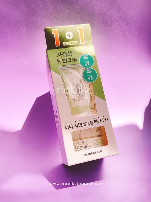 Bring Green: Artemisa Calming Water Cream Set