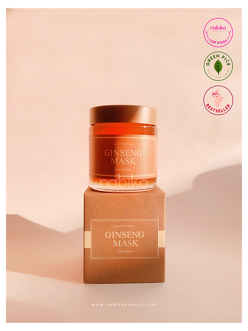 Im From: Ginseng Mask