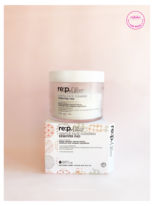 Re:p: Gentle Cleanser Remover Pads