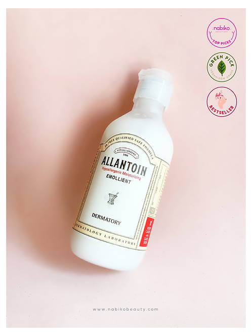 Dermatory: Hypoallergenic Allantoin Emulsion