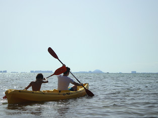 actividades acuáticas camping