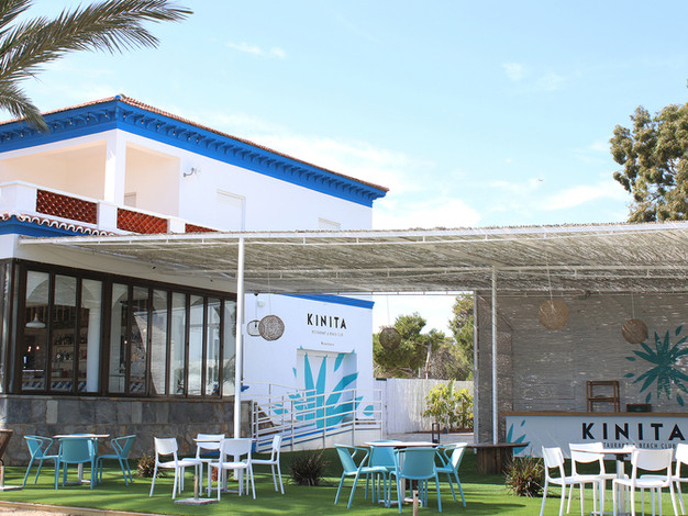 kinita restaurant & beach club terrace