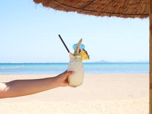piña colada playa