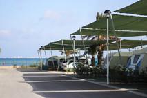 Beach Camping Mar Menor Pitches
