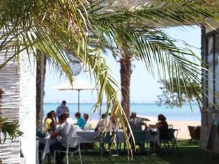 comer frente al mar restaurante