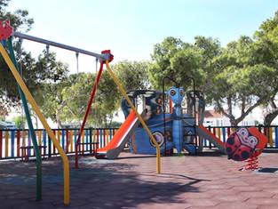 parque infantil camping mar menor