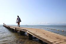 Pantalan Camping Mar Menor